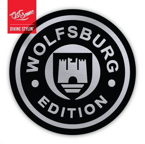 Wolfsburg Sticker
