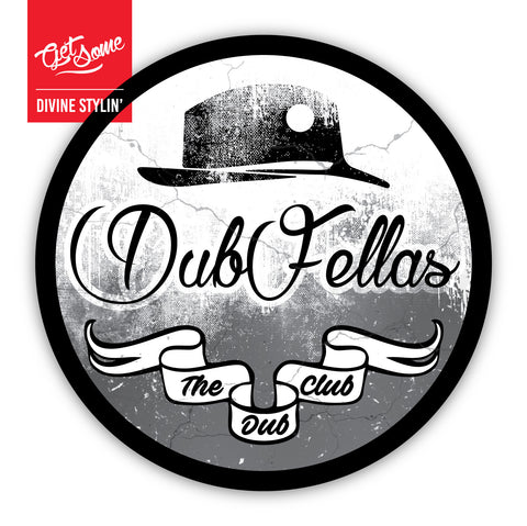 Dubfellas Vintage Sticker