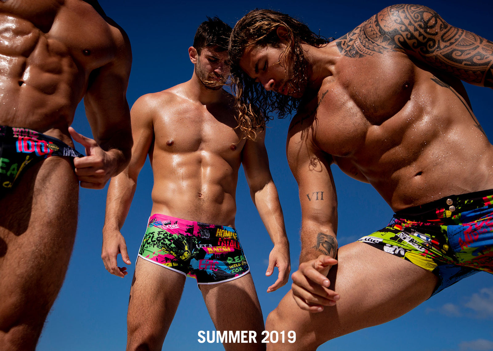 6775c43a3b BANG! - Men's Swimwear, Underwear & Clothing - From Miami, USA