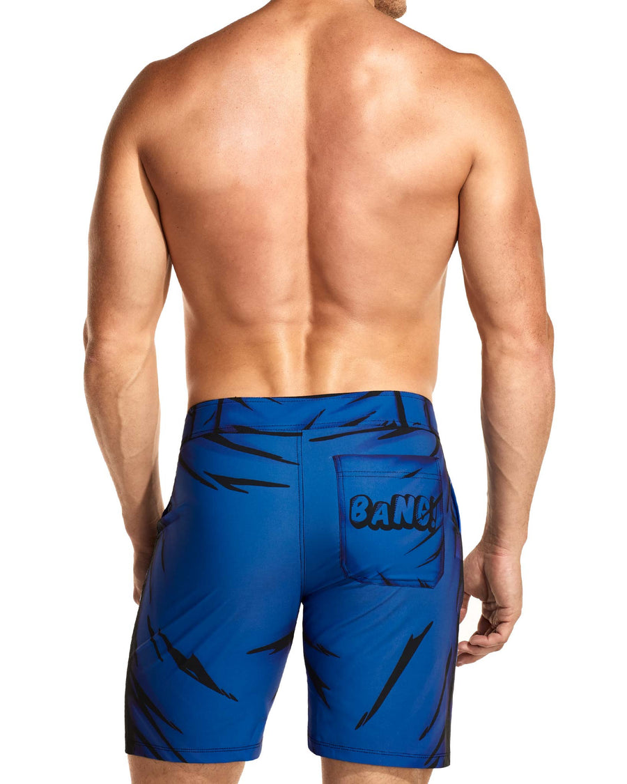 Bang-Man Flexi Boardshorts Front