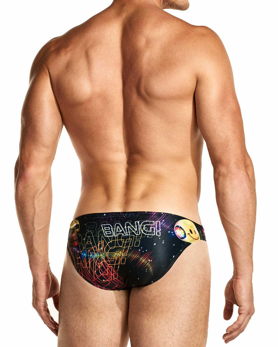Galactic Swim Mini-Brief Front