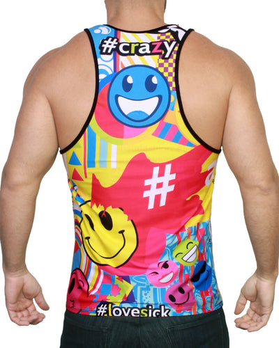 Bang Clothes Flex & Fun Techno Tank Top Back