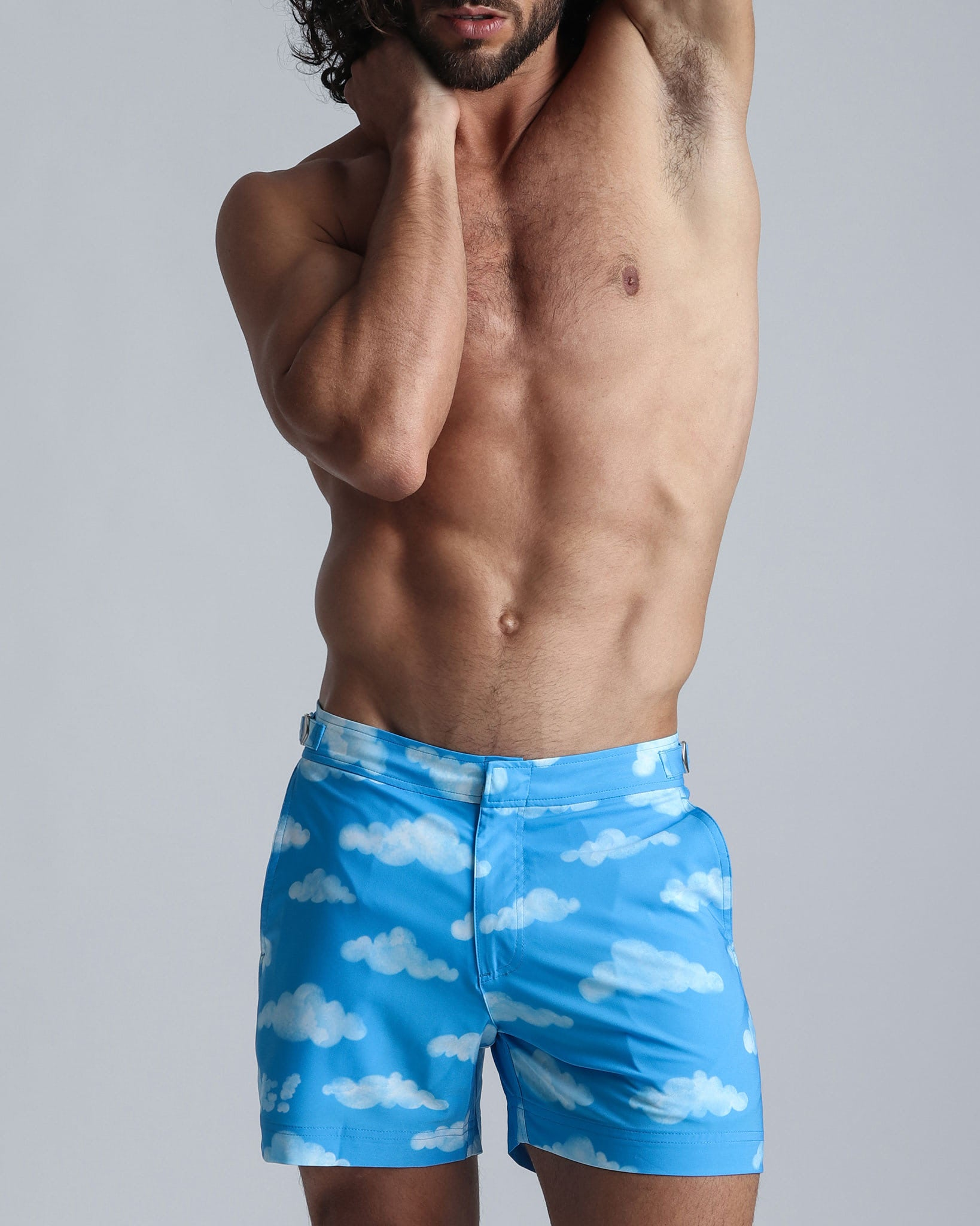 ABOVE THE CLOUDS Tailored Shorts Bang Clothes Men Swimwear Swimsuits