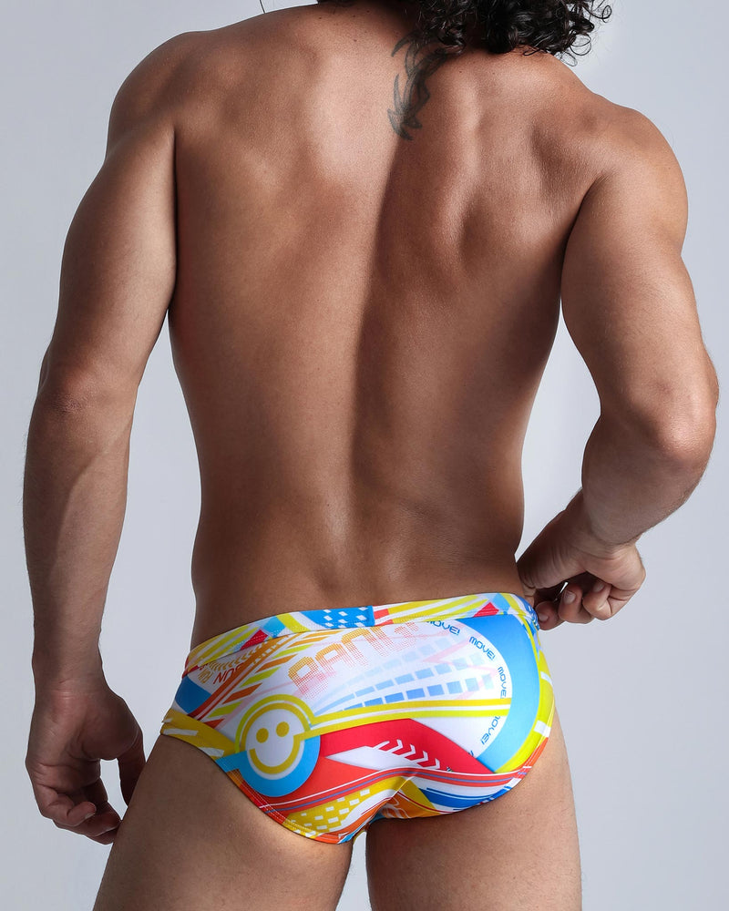 Arcade SwimBrief Bang Clothes Men Swimwear Swimsuits