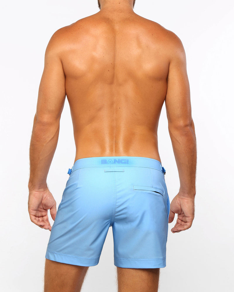 BLUE HEAVEN Tailored Shorts Bang Clothes Men Swimwear Swimsuits