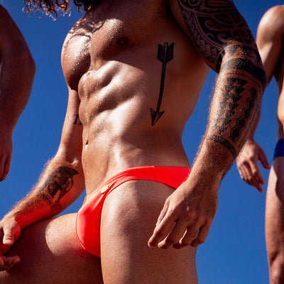 Ginger Swim Mini Brief Bang Clothes Men Swimwear Swimsuits