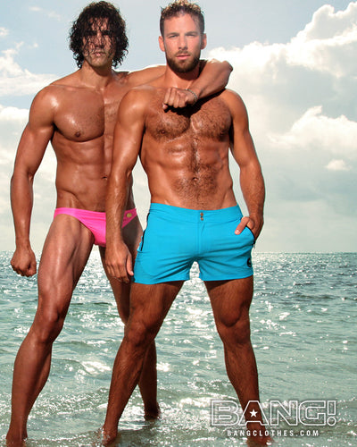 Bang Clothes Men Swimwear Swimsuits BeachShorts