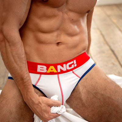Bang Clothes Ovation Cotton Jockstrap Men Underwear Undegarments Men Promo 190411