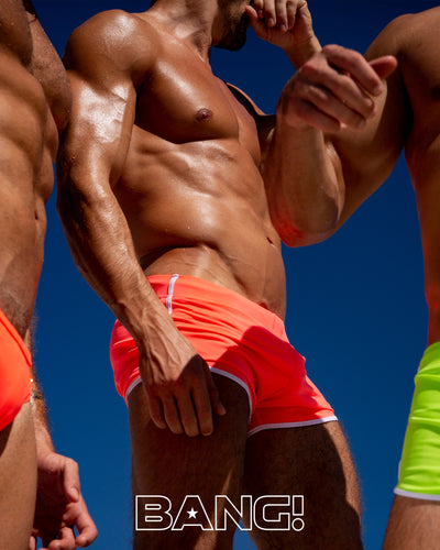 GINGER NEON - Swim Shorts