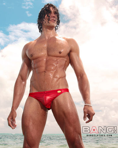 Bang Clothes Spotlight Swim Mini Brief BR