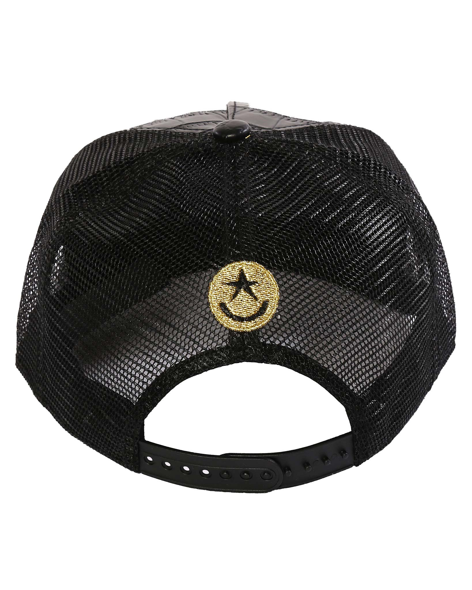 Bang Of Gold Hat (Black) Bang Clothes Beach Nightlife Gym Gear For Men Accessories