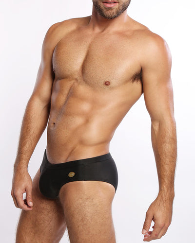 Black Swim Brief Bang Clothes Men Swimwear Swimsuits