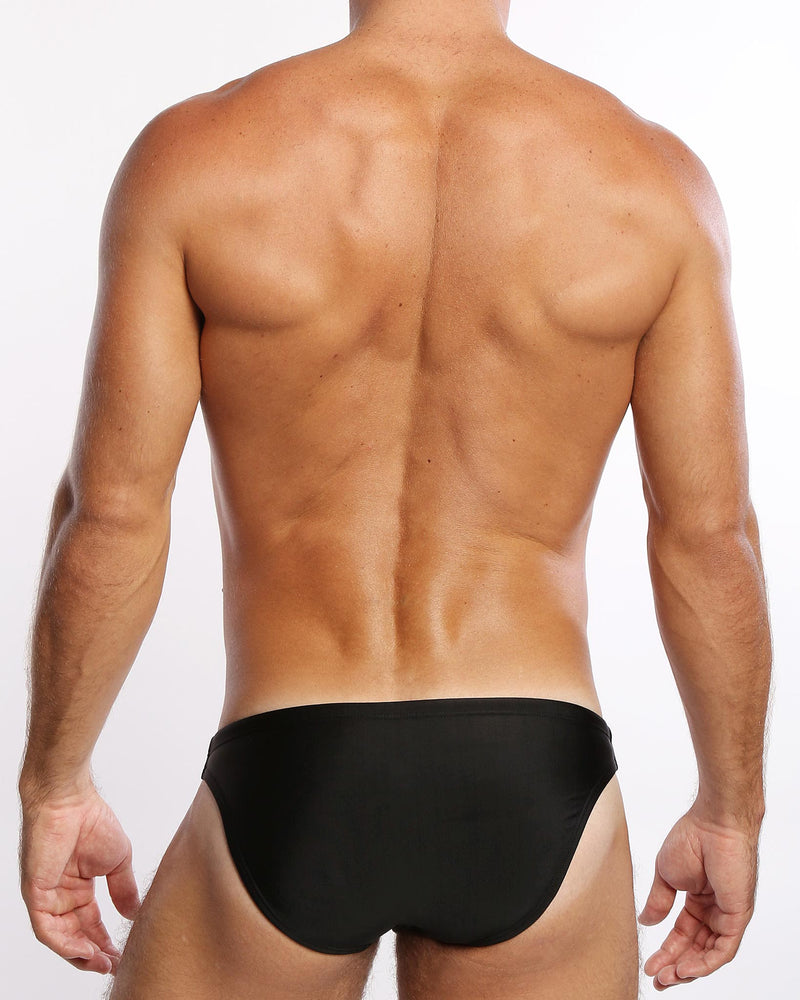 Black Swim Mini Brief Bang Clothes Men Swimwear Swimsuits