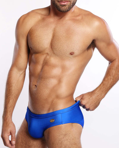 Blue Savannah Swim Brief Bang Clothes Men Swimwear Swimsuits
