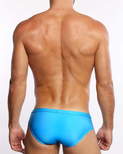 Celestial Blue Swim Brief Bang Clothes Men Swimwear Swimsuits