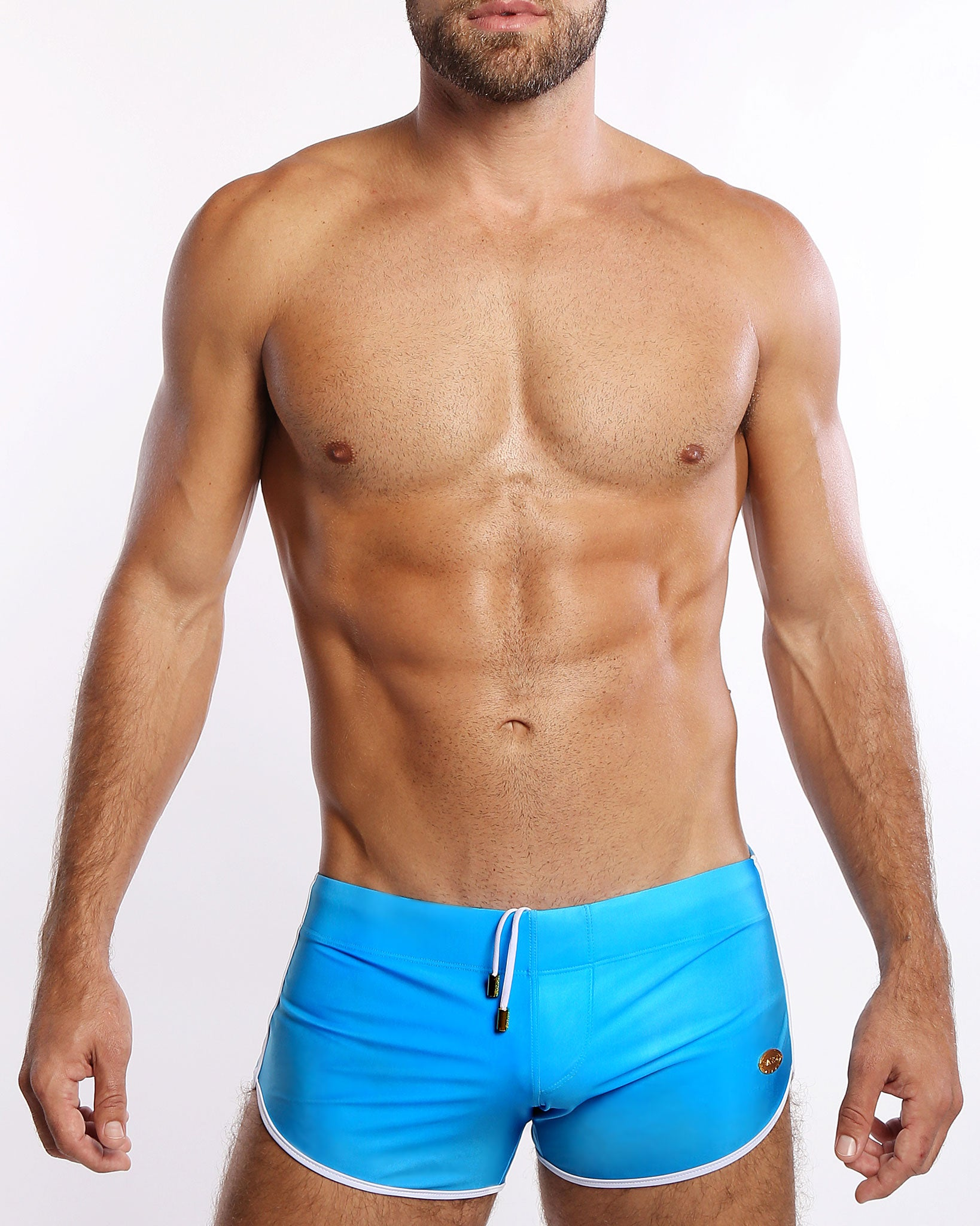 Celestial Blue <br>Swim Shorts