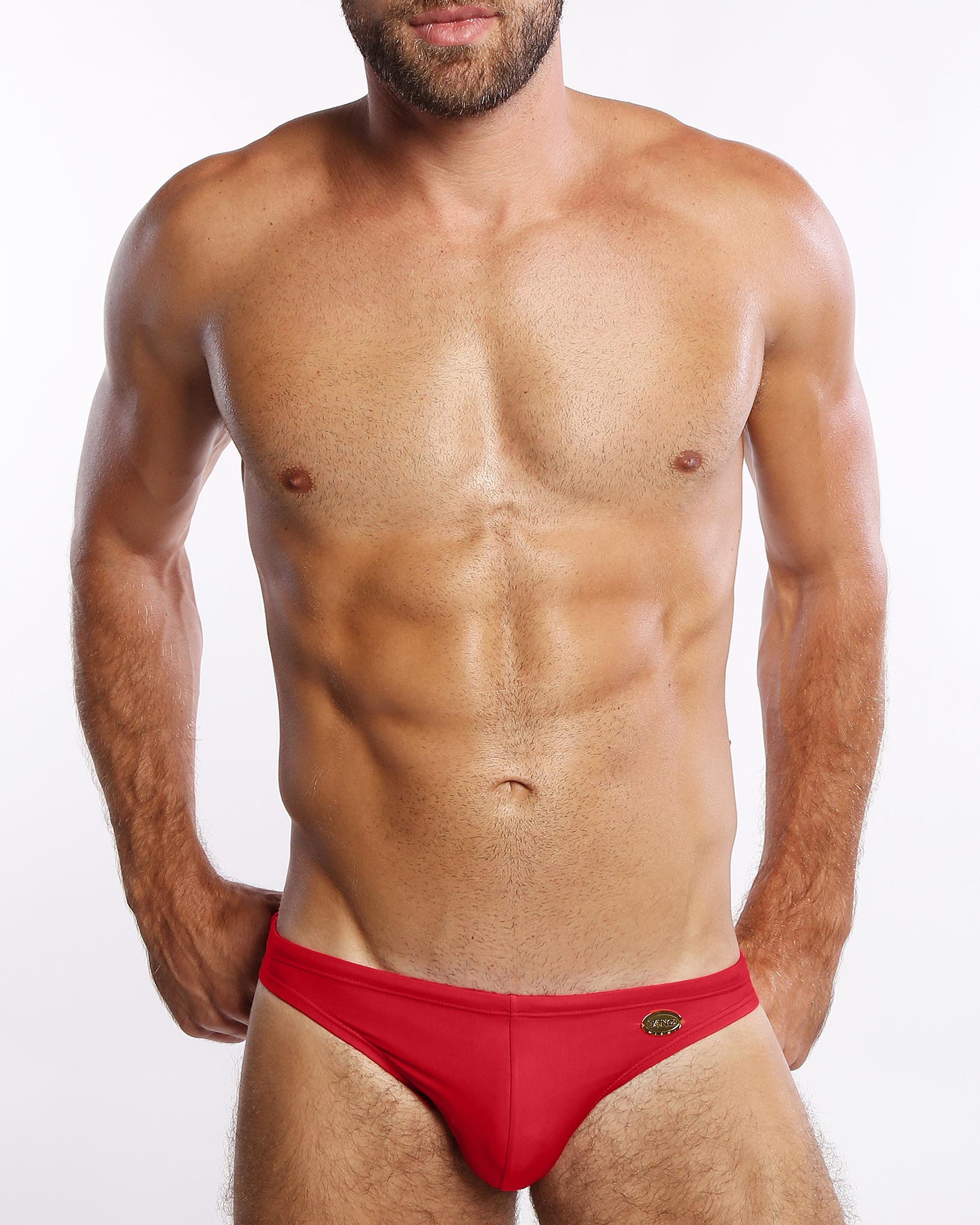 Cherry Swim Mini Brief Bang Clothes Men Swimwear Swimsuits