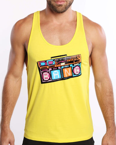 Discolite Premium Tank Bang Clothes Men Tank Tops Beach Gear
