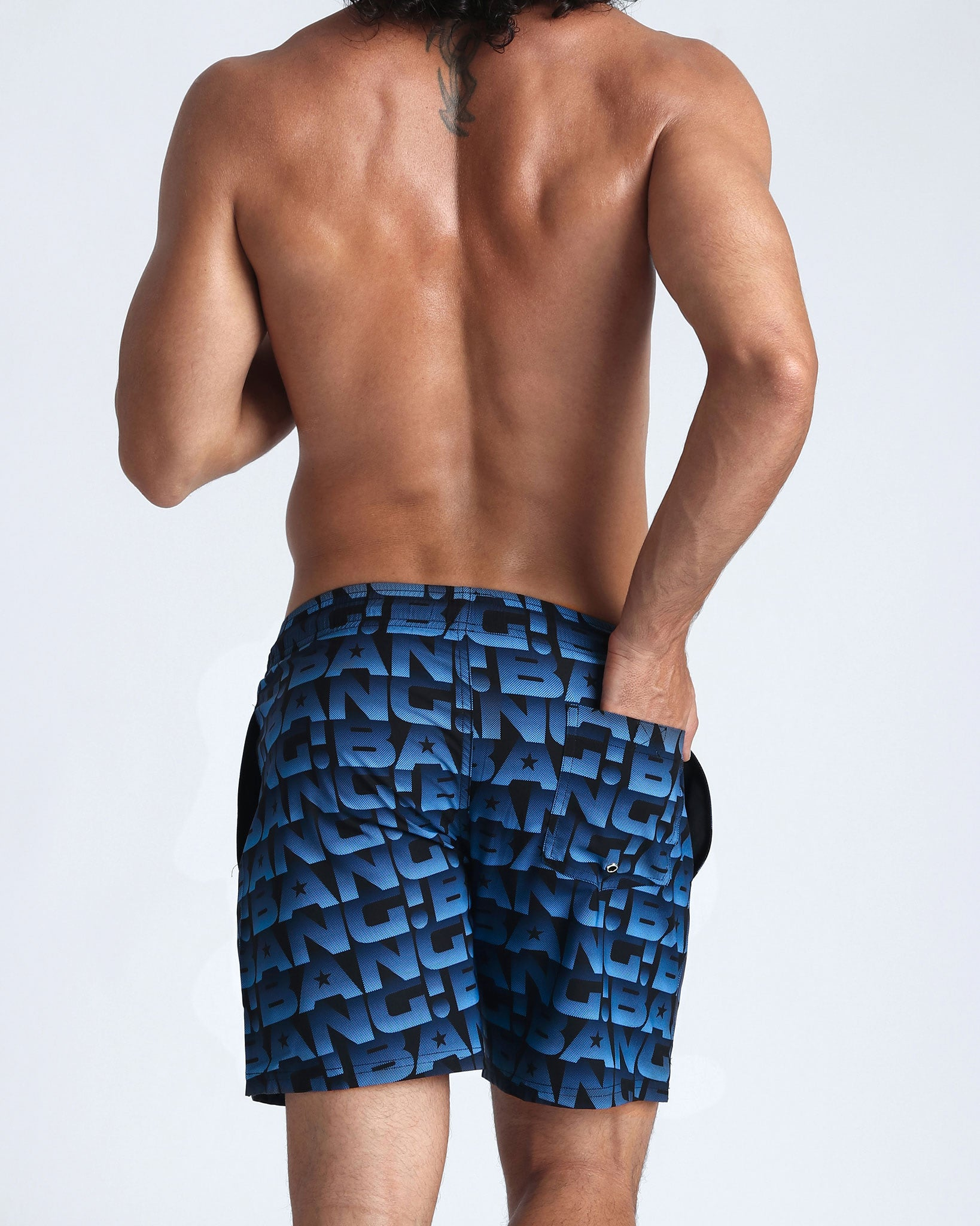 ESCAPADE Resort Shorts Bang Clothes Men Swimwear Swimsuits