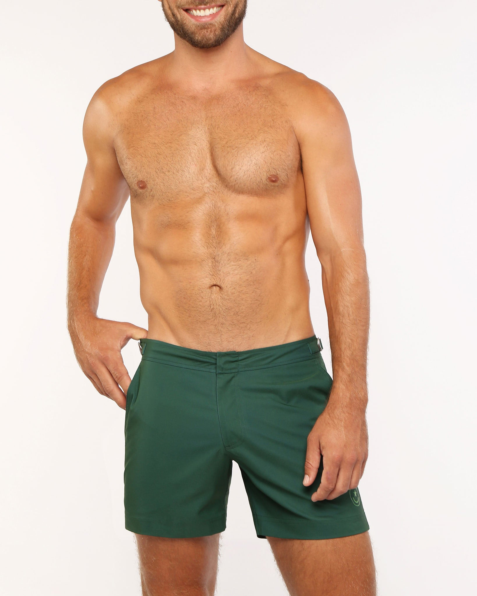 EVERGREEN Tailored Shorts Bang Clothes Men Swimwear Swimsuits