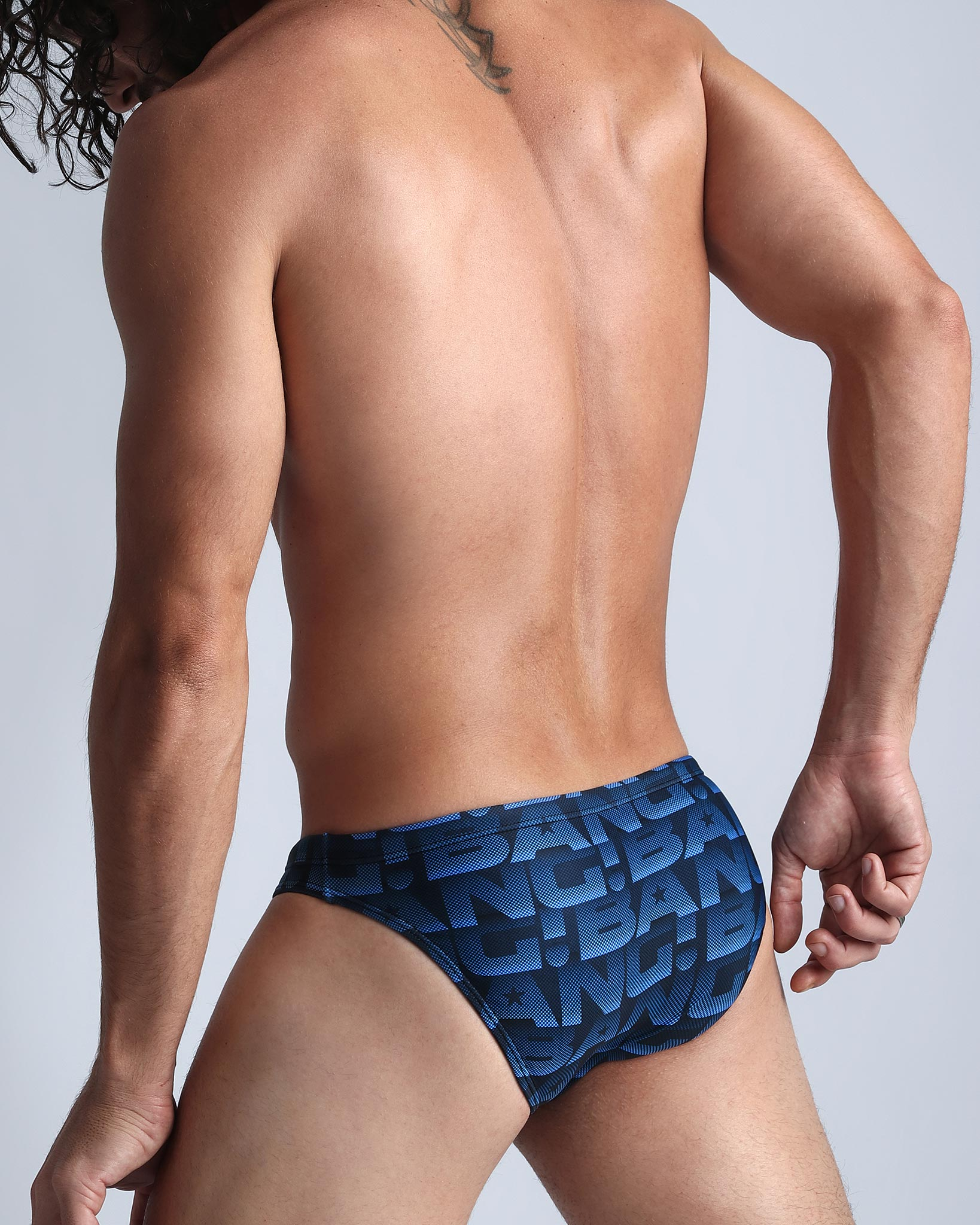 Escapade Swim Mini Brief Bang Clothes Men Swimwear Swimsuits back view