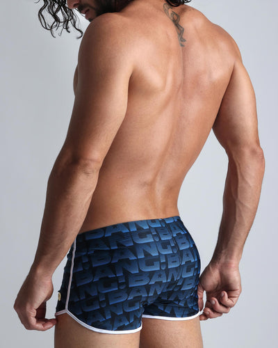 Escapade Swim Shorts Bang Clothes Men Swimwear Swimsuits back view