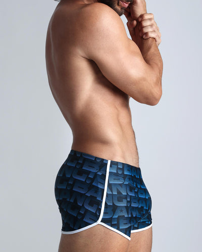 Escapade Swim Shorts Bang Clothes Men Swimwear Swimsuits side view