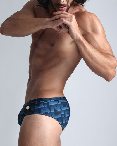 Escapade SwimBrief Bang Clothes Men Swimwear Swimsuits side view