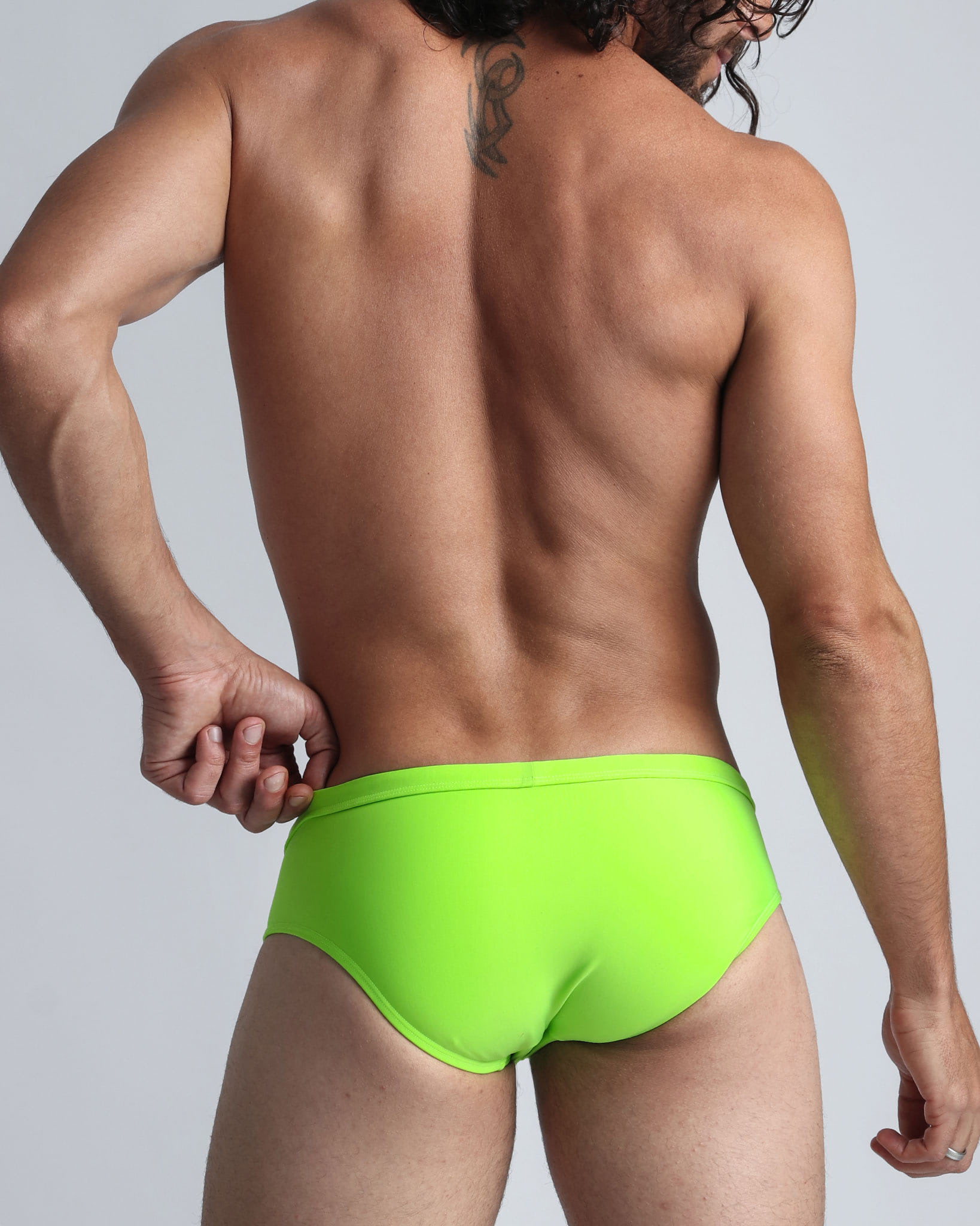 Greeny SwimBrief Bang Clothes Men Swimwear Swimsuits