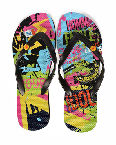 IDOL Flip Flop Bang Clothes Men Swimwear Swimsuits