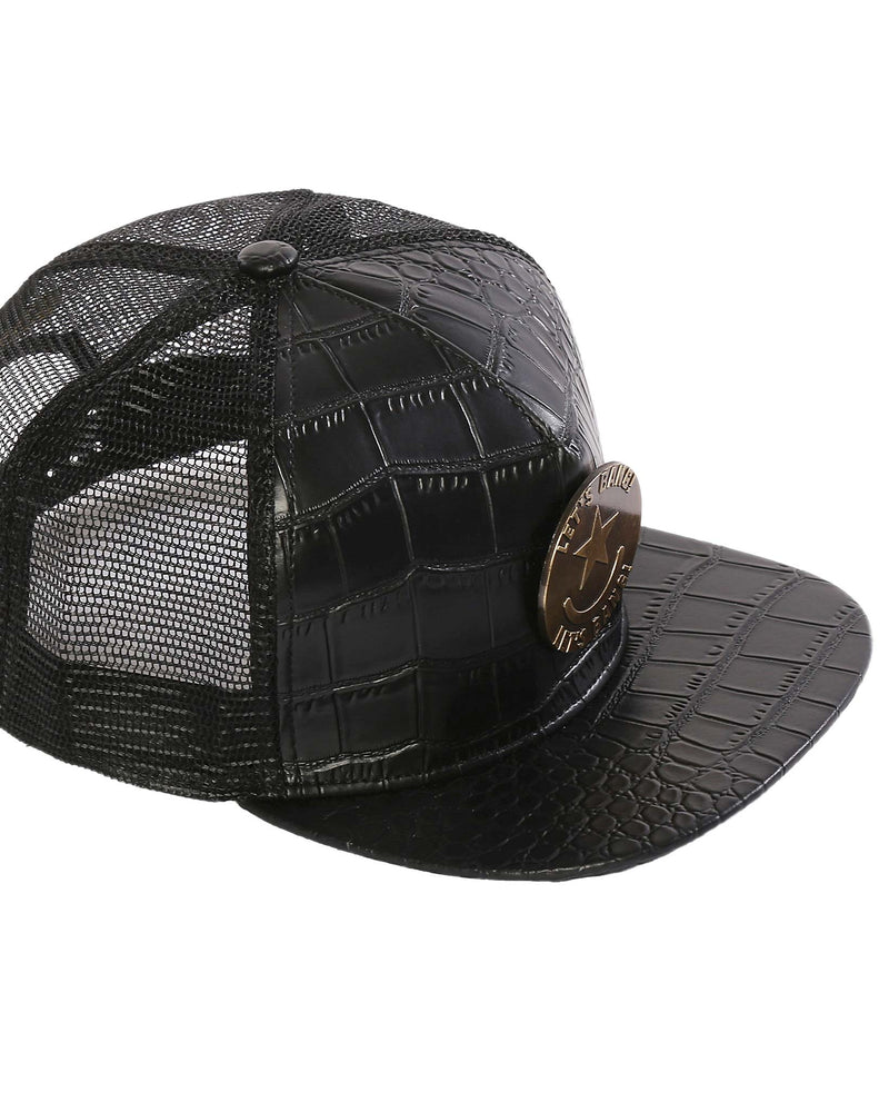LET'S BANG Hat (Black) Bang Clothes Beach Nightlife Gym Gear For Men Accessories