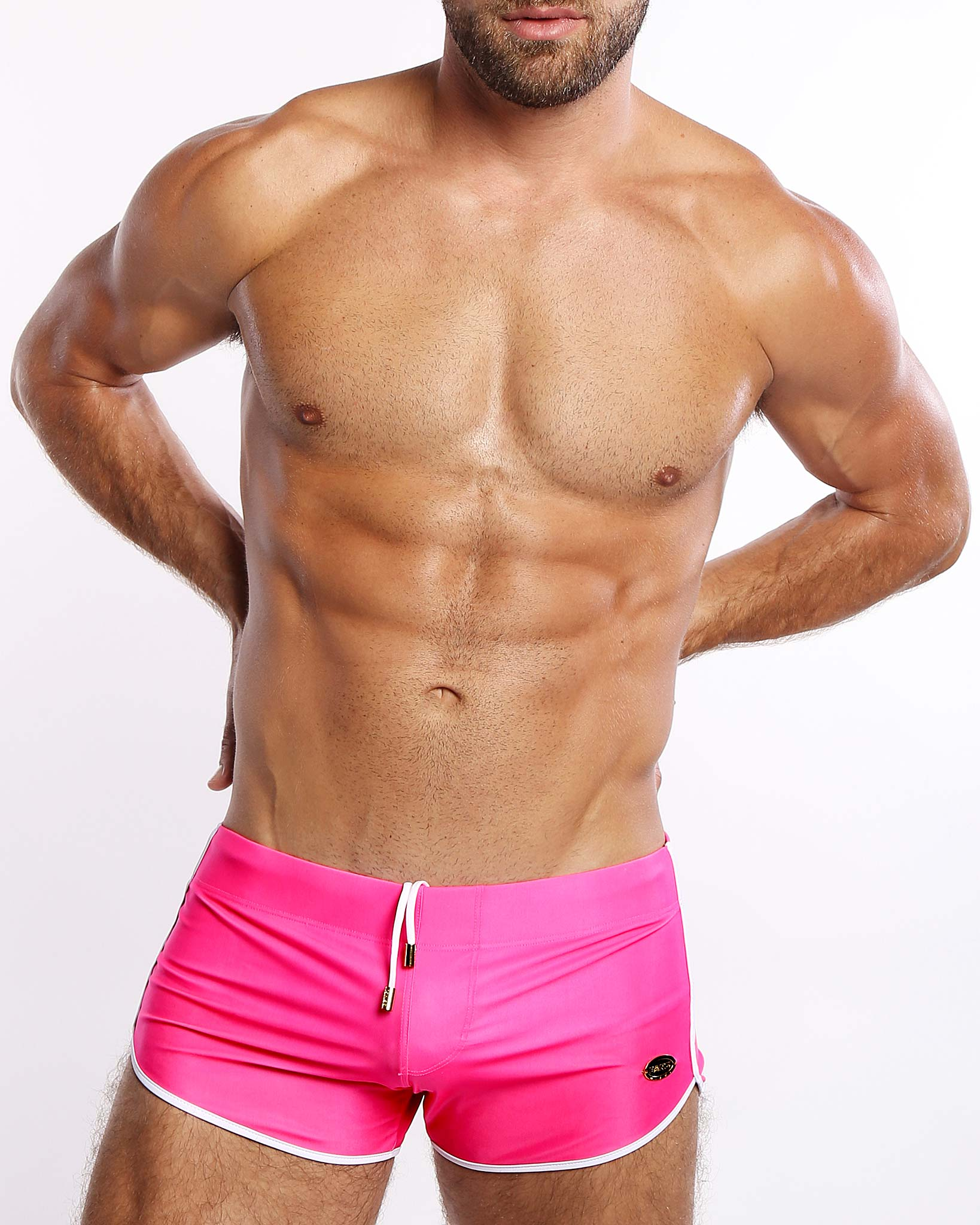 Pinktastic Swim Shorts Bang Clothes Men Swimwear Swimsuits