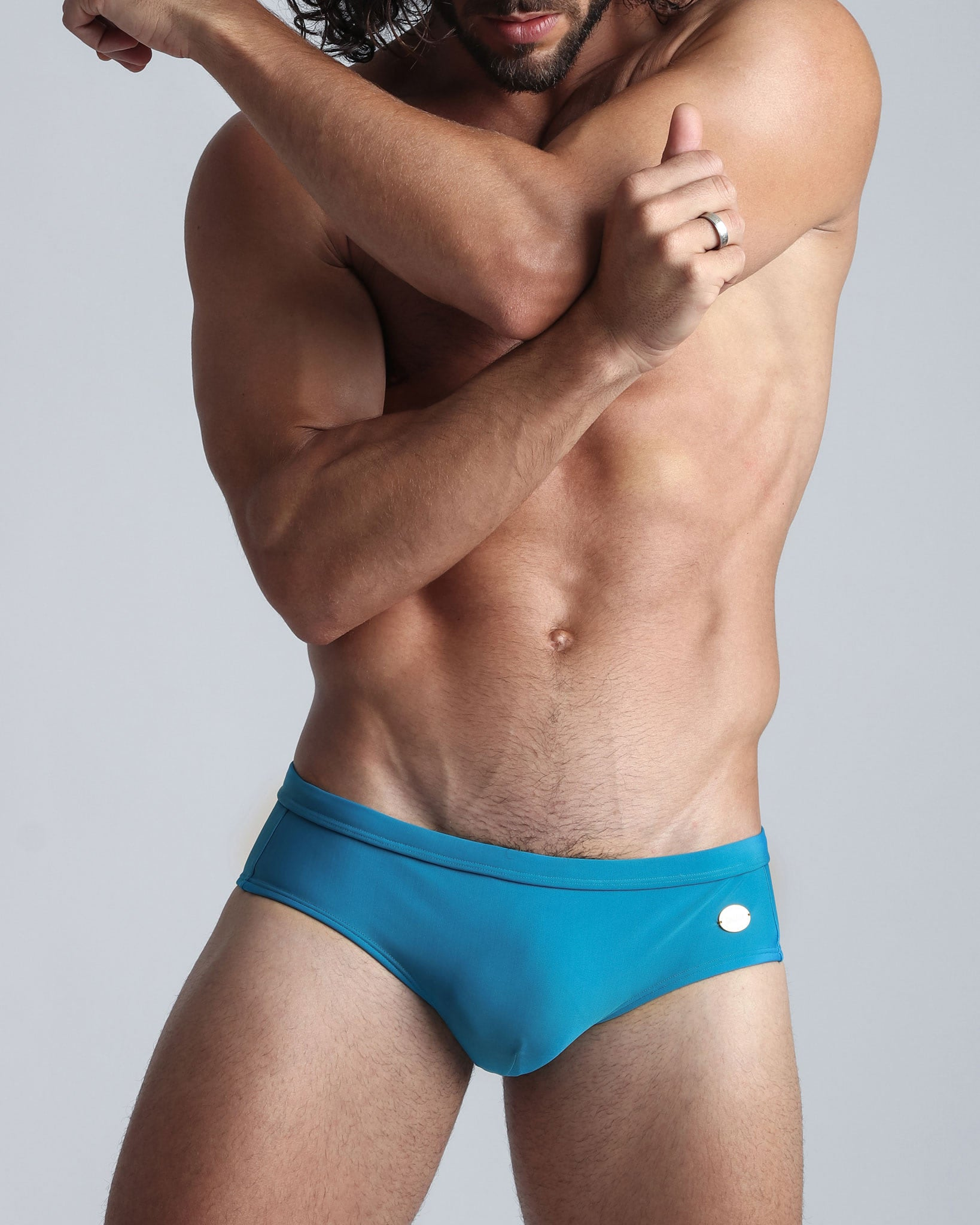 Sporty SwimBrief Bang Clothes Men Swimwear Swimsuits