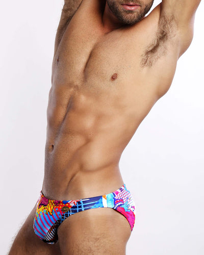 State Of Shock Swim Mini Brief Bang Clothes Men Swimwear Swimsuits