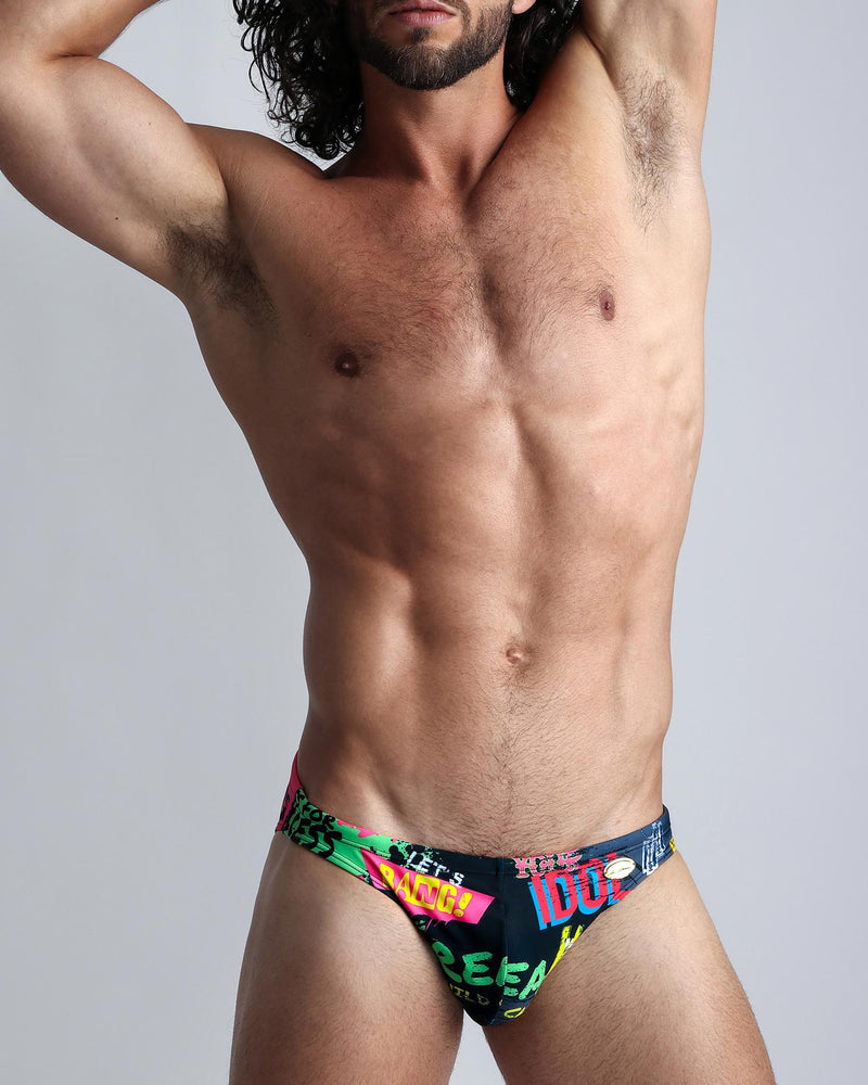 IDOL- Swim Mini Brief