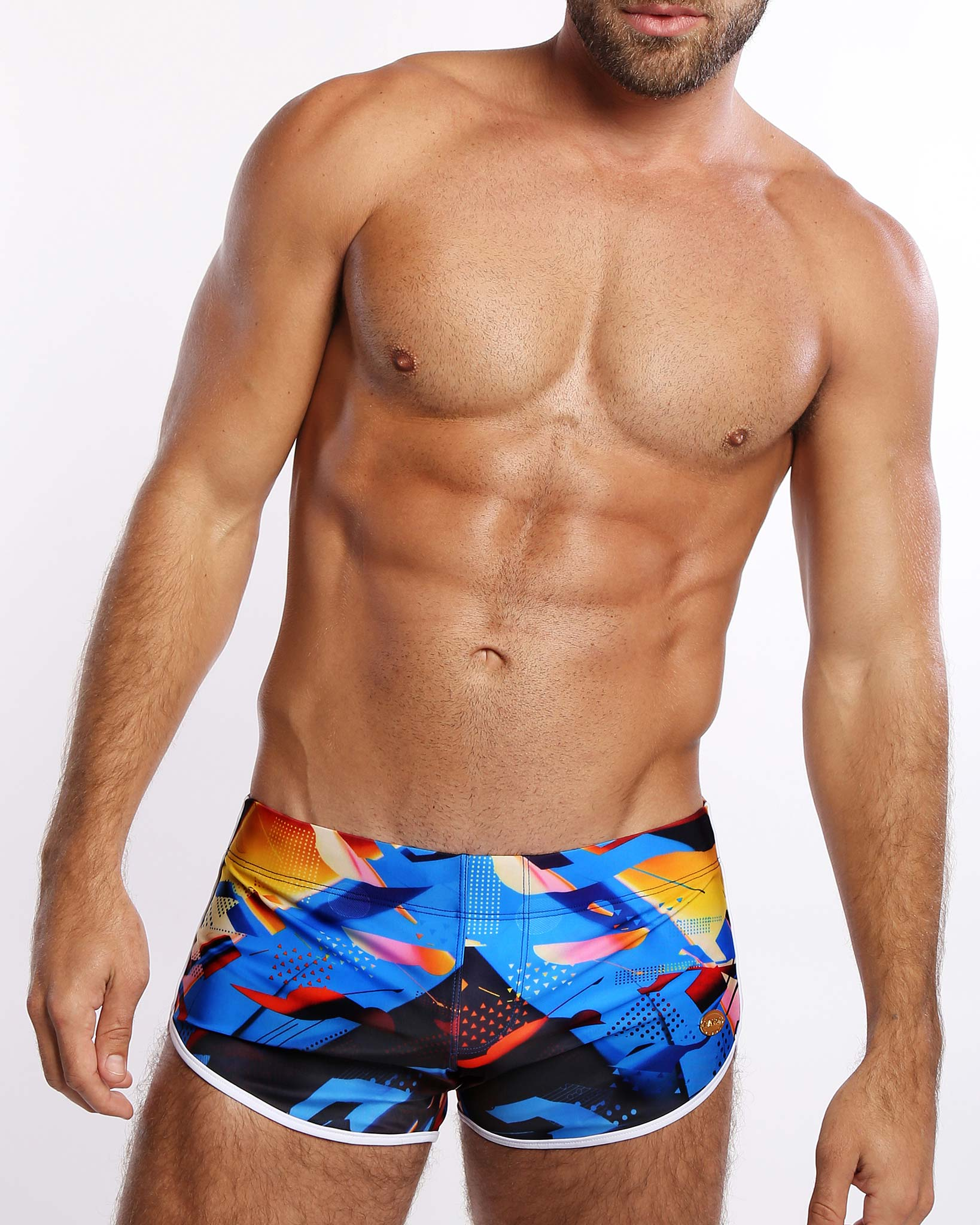 Supernova Swim Shorts Bang Clothes Men Swimwear Swimsuits
