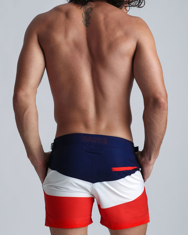 TRIO Tailored Shorts Bang Clothes Men Swimwear Swimsuits