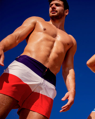 TRIO Tailored Shorts Bang Clothes Men Swimwear Swimsuits editorial