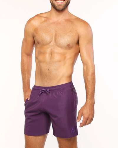 ULTRA VIOLET Resort Shorts Bang Clothes Men Swimwear Swimsuits