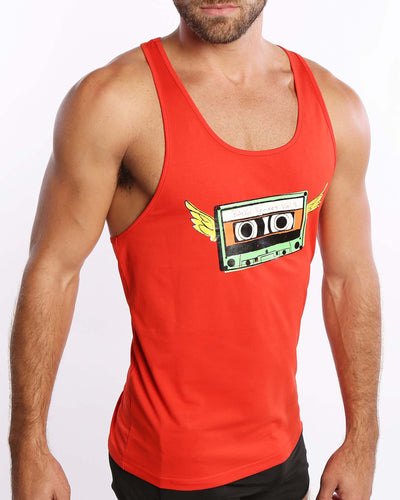 VOL. 3 Premium Tank Bang Clothes Men Tank Tops Beach Gear