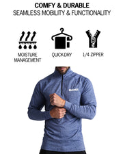 Infographic of BANG! mens premium fitness wear premium fit bold colors gay miami florida beach sexy