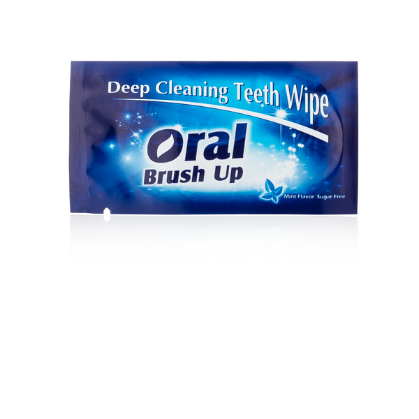 Oral Brush Up (10 pack )