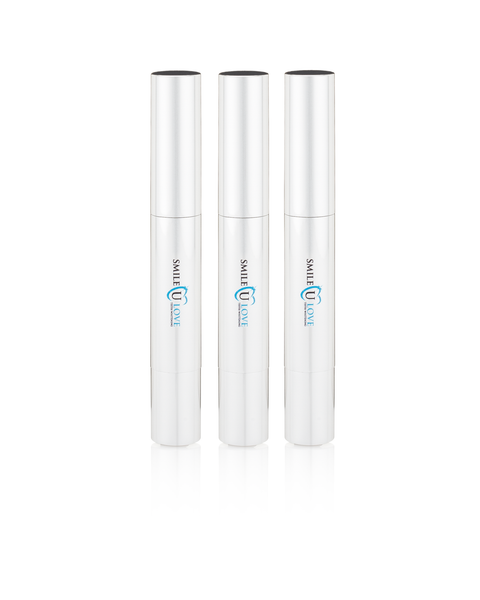 Touch-Up Teeth Whitening Pens (3 Pack)