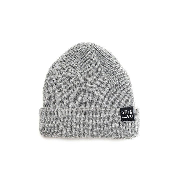 DéjàVu Beanie - Grey Heather