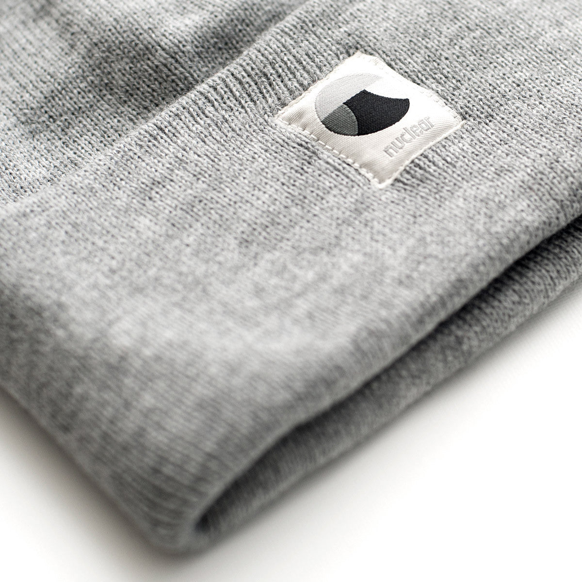 Matsutake Beanie - Grey Heather