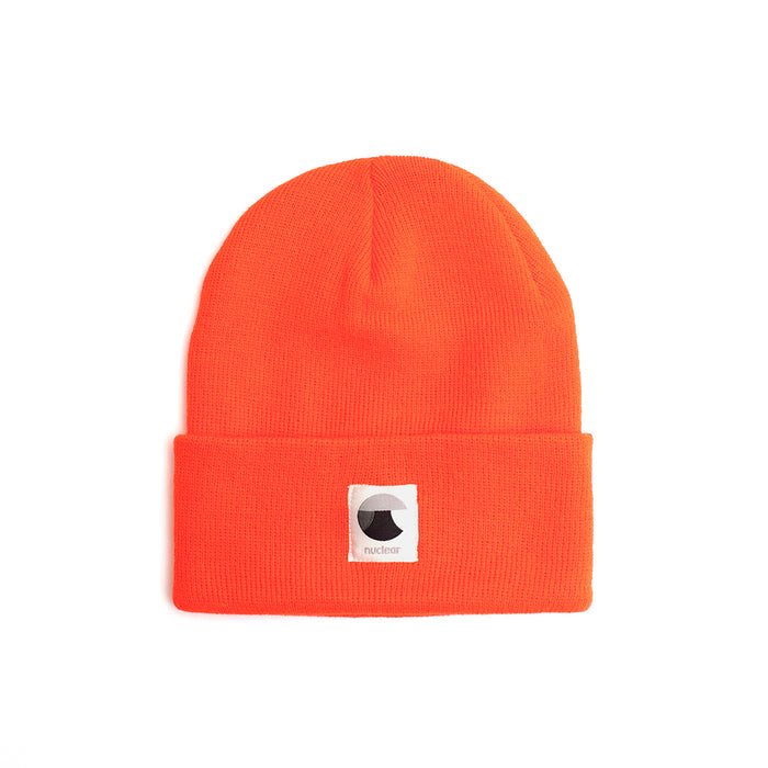 Matsutake Beanie - Orange