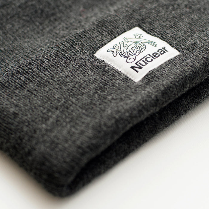Tori Beanie - Charcoal Heather