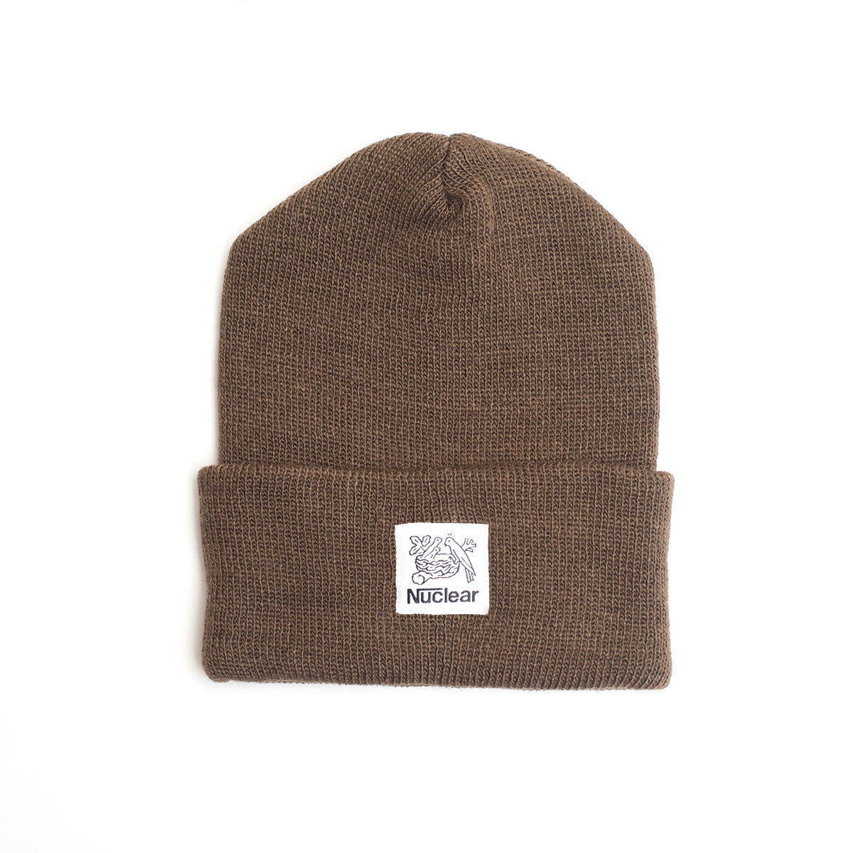 Tori Beanie - Tobacco Heather