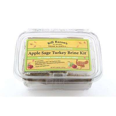 The Olive Groove:Apple Sage Turkey Brine Kit