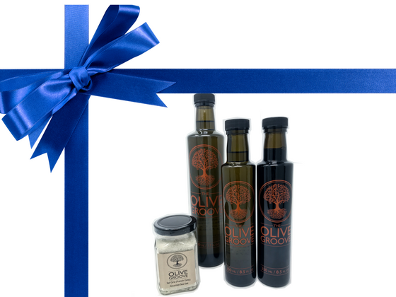 The Olive Groove:Give the Gift of Club Groove